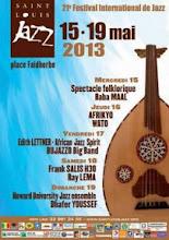 Photo: Festival Internacional de Jazz de Saint Louis (Senegal) 2013