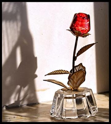Red Glass Rose di IchigoHime