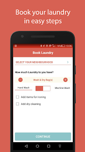 KISAFI - Laundry & Home Care- screenshot thumbnail