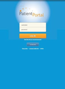 Patient Portal- screenshot thumbnail
