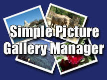 Simple Picture Gallery Manager
