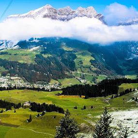 by Amit Baran Sen - Landscapes Mountains & Hills (  )