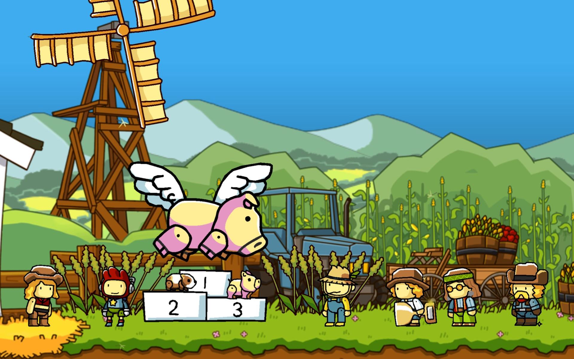 Scribblenauts Unlimited screenshot #20