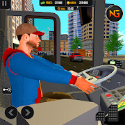 City Bus Driving Games: Coach Bus Simulator Free