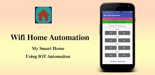 Приложения в Google Play – My Home Automation