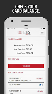 EFS CardControl- screenshot thumbnail