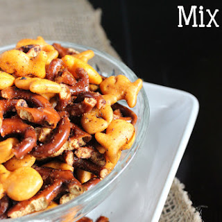 Pretzel Snack Mix Recipes
