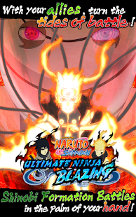 Ultimate Ninja Blazing Screenshot
