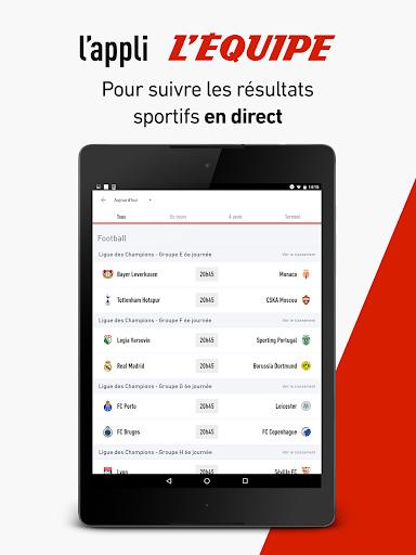 L'Équipe screenshot 14