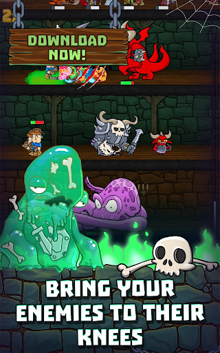Idle Dungeon Heroes  screenshots 3