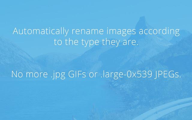 Image Extension Fix