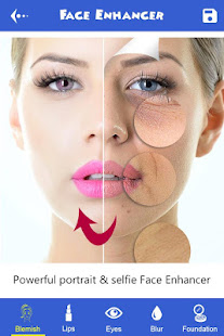 Beauty Editor Face Changer Apps No Google Play