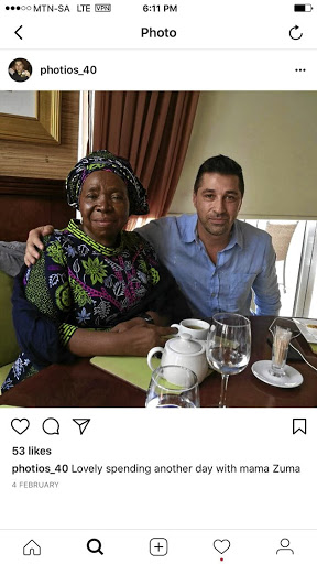 Sources told the Sunday Times that Philip Anastassopoulos has been funding Nkosazana Dlamini-Zuma's presidential campaign.
