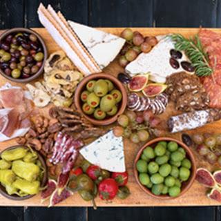 Festive Appetizer Board
