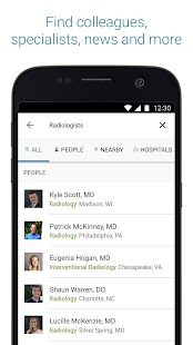 Doximity - Medical Network- screenshot thumbnail