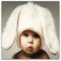 Cute Baby Live Wallpapers HD icon