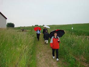 Photo: På vej øst om Malling landbrugsskole