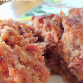Mom'S County Ham Loaf Recipe