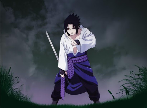 Sasuke Uchiha Wallpapers HD Screenshot 4