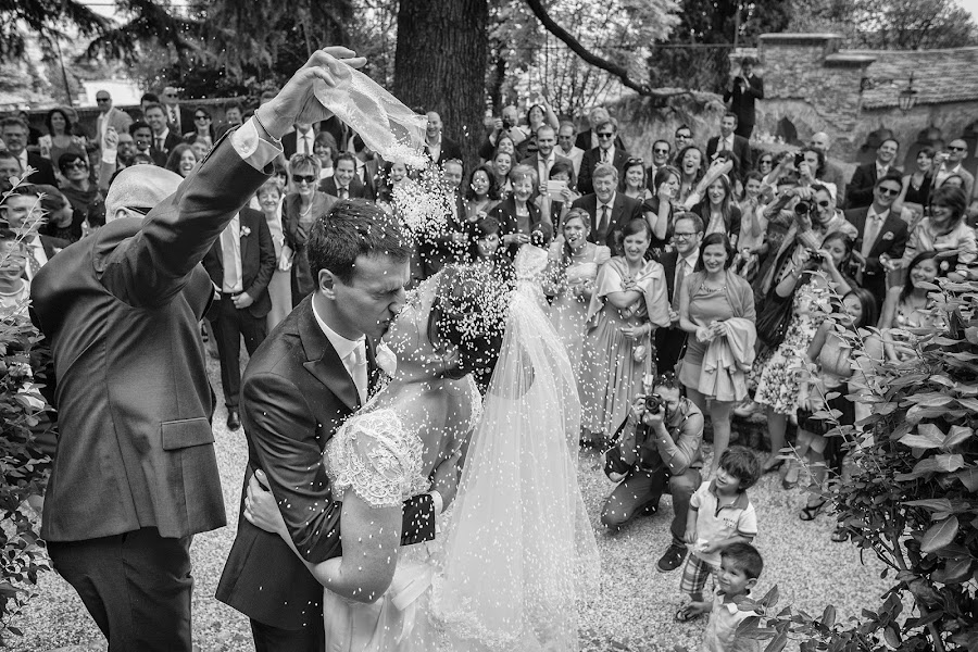 Wedding photographer Daniele Borghello (borghello). Photo of 25.08.2014