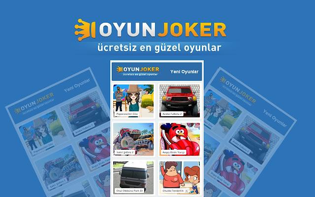 Oyunjoker - Yeni Oyunlar