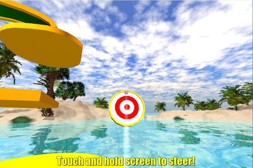 Tiki Golf 3D FREE  screenshot 5