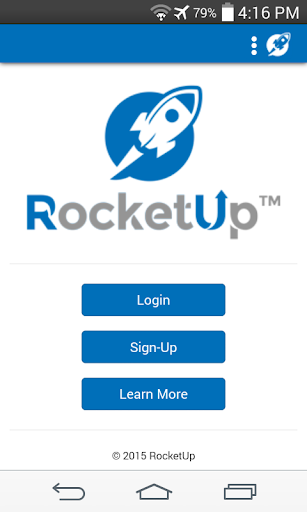 RocketUp - Feedback Rewards