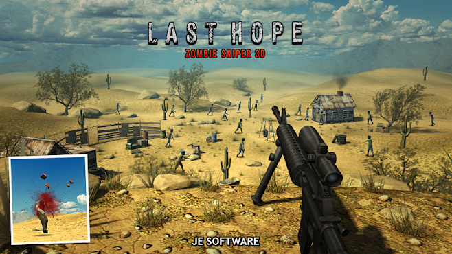 Last Hope - Zombie Sniper 3D v5.11