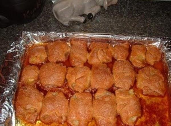 Peach Enchiladas Recipe