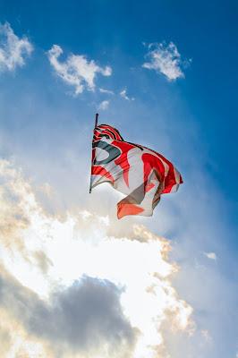 Bandiere al vento di Mario Quaglia