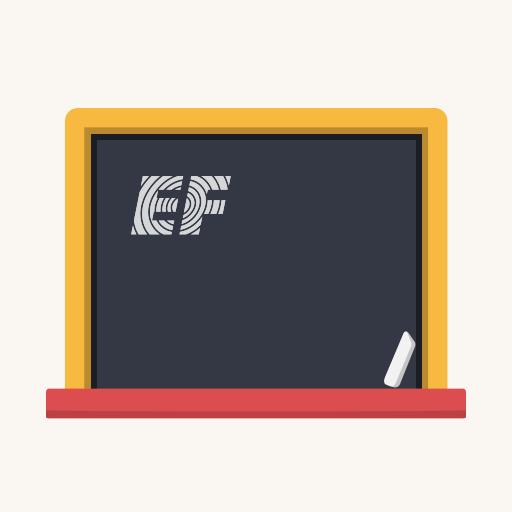 EF Classroom Icon