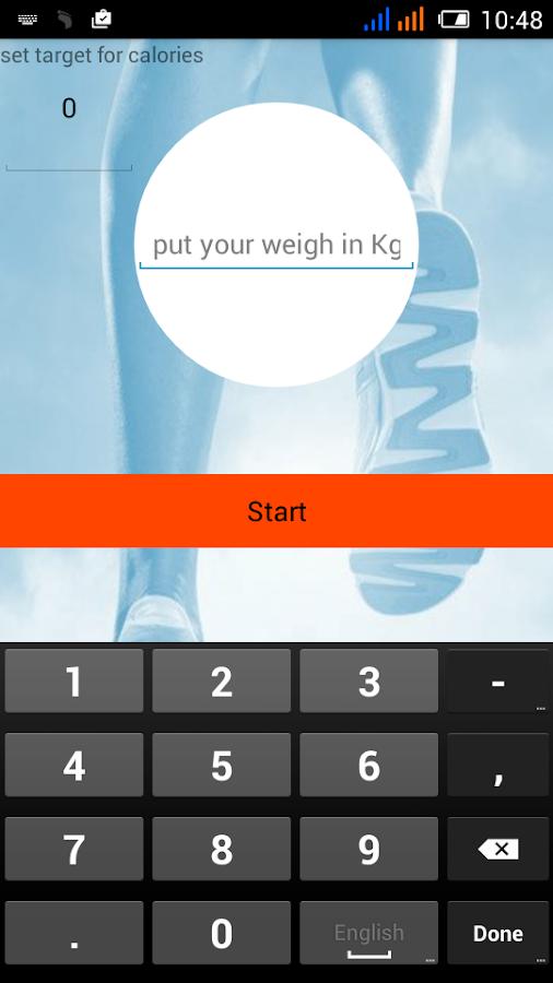 GymFit - στιγμιότυπο οθόνης
