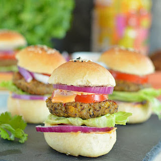 Hot Spicy Burger Recipes