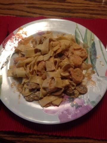 Shrimp Stroganoff Recipe