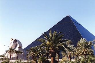 Photo: Luxor Hotel & Casino (Las Vegas, United States)