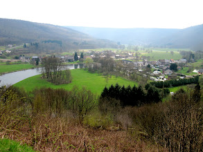 Photo: Day 15 - View from the Viewpoint (After Montherme)