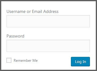 Cara login ke admin wordpress