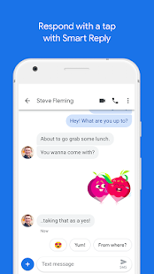 Android Messages Screenshot