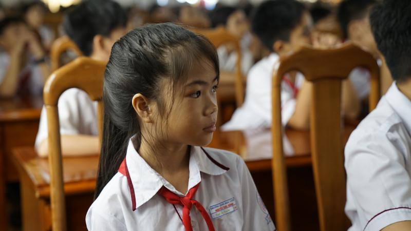 Thông tin tại buổi tập huấn cho thấy, theo UNICEF, trong 5 năm qua, có khoảng 5.300 vụ xâm hại tình dục trẻ em tại Việt Nam, nghĩa là cứ 8 giờ trôi qua lại có một bé bị xâm hại.