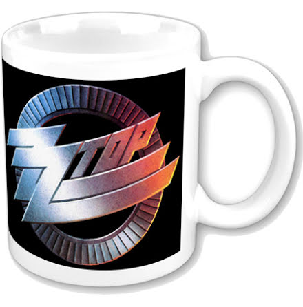 ZZ Top - Circle Logo - Mugg