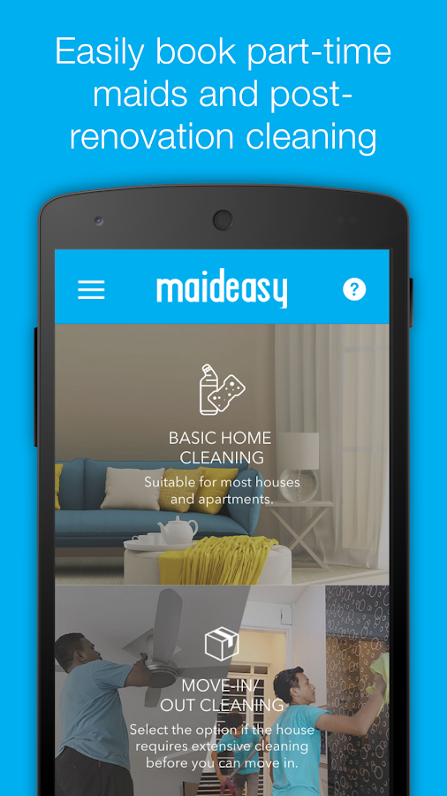 Maideasy- screenshot