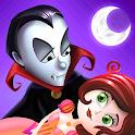 V for Vampire - funny vampire adventure icon