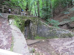 Photo: 05.Jest też tutaj jedno ze źródeł płynącego doliną potoku.