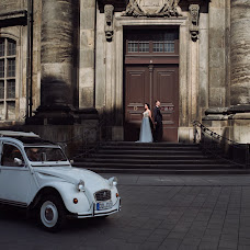 Wedding photographer Monika Klich (bialekadry). Photo of 17.01.2019