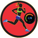 Running Distance Counter icon