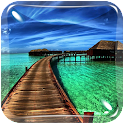 Beach Wallpaper HD icon