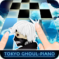 Tokyo Ghoul Piano Tiles