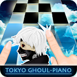Tokyo Ghoul Piano Tiles Icon