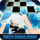 Tải Tokyo Ghoul Piano Tiles APK