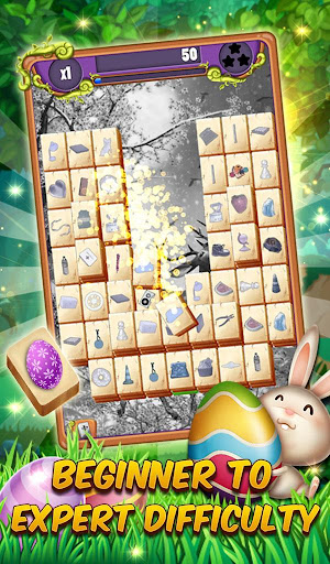 Mahjong Spring Solitaire: Easter Journey screenshots 23